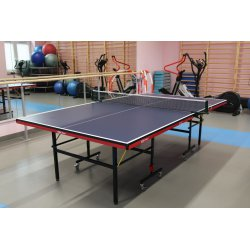 Table tennis Sport Plus 6202 (thick 22 mm), blue