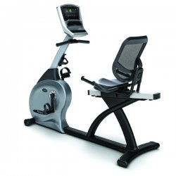 Rower treningowy poziomy Vision Fitness R20 Touch